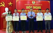 Khánh Hòa: Tập trung chăm lo đoàn viên khó khăn