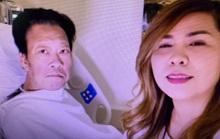 Nhạc sĩ Lê Quang phải cắt bỏ bàn chân, chờ cuộc phẫu thuật thứ 2