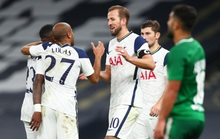 Harry Kane lập hat-trick, Tottenham thắng 7-2 ở Europa League