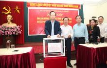 Bộ LĐ-TB-XH phát động quyên góp ủng hộ đồng bào các tỉnh miền Trung bị thiên tai, bão lũ