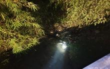 Bình Dương: Phát hiện 2 thi thể trong tư thế nửa nằm nửa ngồi dưới cống nước