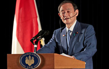 Thủ tướng Nhật Bản gửi thông điệp đến Trung Quốc