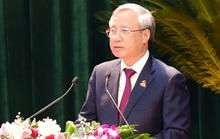 Thường trực Ban Bí thư Trần Quốc Vượng chỉ đạo Đại hội Đảng bộ tỉnh Ninh Bình