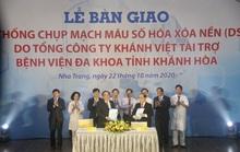 Tổng Công ty Khánh Việt - Khatoco: Chung tay cải thiện hệ thống y tế Khánh Hòa