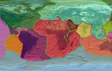 Mảnh vỏ Trái Đất thất lạc bị nuốt chửng ở Thái Bình Dương
