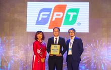FPT là nơi làm việc tốt nhất ngành công nghệ thông tin
