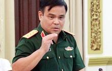 Thượng tướng Lê Chiêm nói gì về thông tin cán bộ lấy lương khô cứu trợ làm... quà?