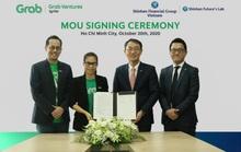 Tập đoàn Tài chính Shinhan tại Việt Nam ký hợp tác chiến lược với Grab Việt Nam