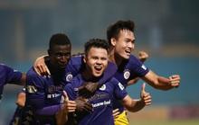 Quang Hải đưa Hà Nội FC dẫn đầu bảng