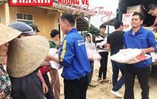420 suất quà của Sơn Nasun dành tặng các hộ dân Miền Trung bị ảnh hưởng lũ lụt.