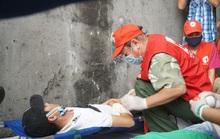 Ô tô bốc cháy, tai nạn liên hoàn và phương án diễn tập cứu nạn ở hầm Sông Sài Gòn