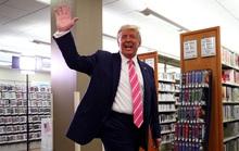 """""""Bầu cho một người tên Trump"""", Tổng thống Trump """"đánh"""" chớp nhoáng 3 bang"""