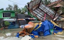 Bão Molave tàn phá một phần Philippines, hướng đến Việt Nam