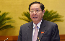 Bộ trưởng Nội vụ: Việc ban hành Nghị quyết của QH về chính quyền đô thị tại TP HCM là cần thiết