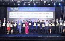 Nam Long có tên trong top 100 nơi làm việc tốt nhất Việt Nam 2020