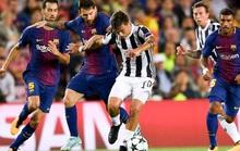 Juventus - Barcelona: Đại chiến vắng ngôi sao