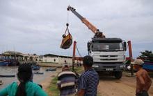 Phú Yên: Di dời khẩn cấp hơn 40.000 người tránh bão số 9
