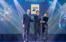 Be Group đạt giải thưởng Kinh doanh xuất sắc châu Á