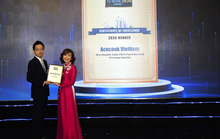 Acecook Việt Nam thuộc top 10 doanh nghiệp tiêu biểu có nguồn nhân lực hạnh phúc 2020