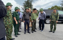 Số điện thoại phòng chống bão của 4 tỉnh miền Trung để người dân cần thì gọi
