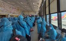 Ca Covid-19 thứ 1.173 là hành khách trên chuyến bay về VN