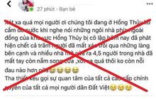 """Cái kết đắng cho 2 kẻ bịa chuyện Facebook """"Hàng trăm người Lệ Thủy chết trong lũ"""""""