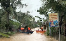 Sau bão, nhiều hộ dân miền núi Bình Định đối mặt lũ quét