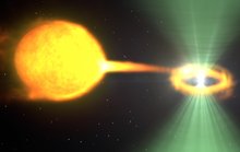 Ánh sáng lạ dẫn đường, kinh hãi phát hiện góa phụ đen vũ trụ