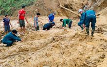 Nóng: Thêm vụ sạt lở núi kinh hoàng vùi lấp ngôi làng ở Quảng Nam, 3 người chết, 8 người mất tích