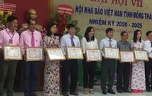 Báo Người Lao Động đoạt 2 giải B Giải Báo chí tỉnh Đồng Tháp