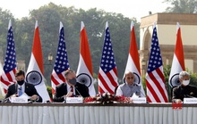 Trung Quốc cảnh báo về Chiến tranh lạnh sau cái bắt tay Mỹ-Ấn