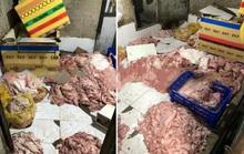 Đồng Nai: Ngăn chặn gần 1,5 tấn da và mỡ heo thối đưa đi tiêu thụ ở TP HCM