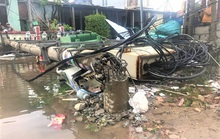 Hơn 600 cột điện gãy đổ trong bão số 5: Bộ Xây dựng chỉ rõ nguyên nhân