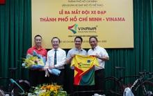 Xe đạp TP HCM có nhà tài trợ 3 năm