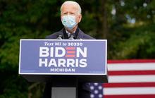 Dịch Covid-19: Ứng viên Biden trở lại đường đua, liên tục gọi tên ông Trump