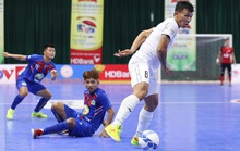 Clip Thái Sơn Nam thắng trận derby Sài Gòn