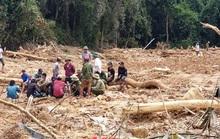 Quảng Bình: Phát hiện thêm 2 thi thể nghi là phu trầm đi rừng mất tích trong lũ