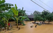Nghệ An: Mưa lũ khiến 5 người chết và mất tích, 12.600 nhà dân bị ngập