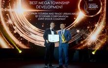 """Ecopark nhận giải thưởng """"Đại đô thị tốt nhất Việt Nam"""""""