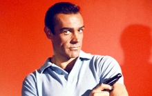 """""""James Bond"""" được yêu thích nhất qua đời"""