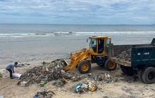 Dọn sạch biển để đón du khách