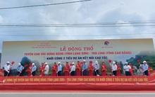 Động thổ tuyến cao tốc Đồng Đăng - Trà Lĩnh