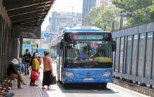 TP HCM phát triển vận tải hành khách công cộng