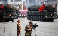 Triều Tiên di chuyển tên lửa đạn đạo xuyên lục địa trước lễ duyệt binh ngày 10-10