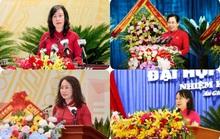 Chân dung 4 nữ Bí thư Tỉnh ủy vừa được bầu cho nhiệm kỳ mới