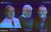 Lộ diện chủ nhân giải Nobel Y học 2020