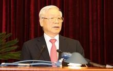 Tổng Bí thư, Chủ tịch nước phát biểu khai mạc Hội nghị Trung ương 13