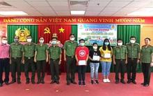 Trao 425 suất học bổng Nguyễn Đức Cảnh cho con đoàn viên