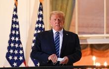 Tổng thống Trump xuất viện và hứng bão chỉ trích