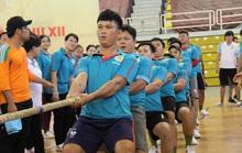 Gần 500 vận động viên tham gia hội thao công nhân lao động